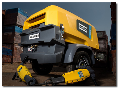 ATLAS Air Compressors - The Ready To Go Range
