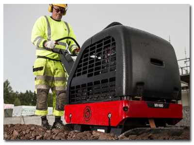 CP Compaction Equipment - Forward and Reversible Compactors