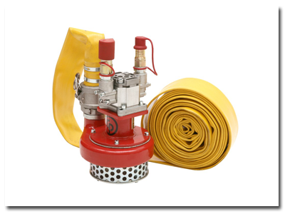 CP Handheld Hydraulic Equipment - Submersible Water Pumps
